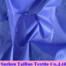 100% Polyester Taft mit Wasserdichtigkeit für Regenmantel