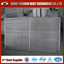 Aluminum Plate &Bar Oil Cooler Cores For Air Compressor