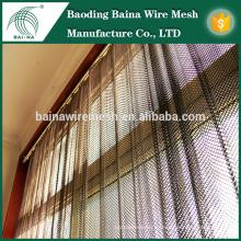 Декоративные сетчатые рулоны для продажи Металлический занавес Chainlink Mesh