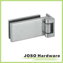 Bisagra de puerta de cristal rectangular de aluminio (BH2105)