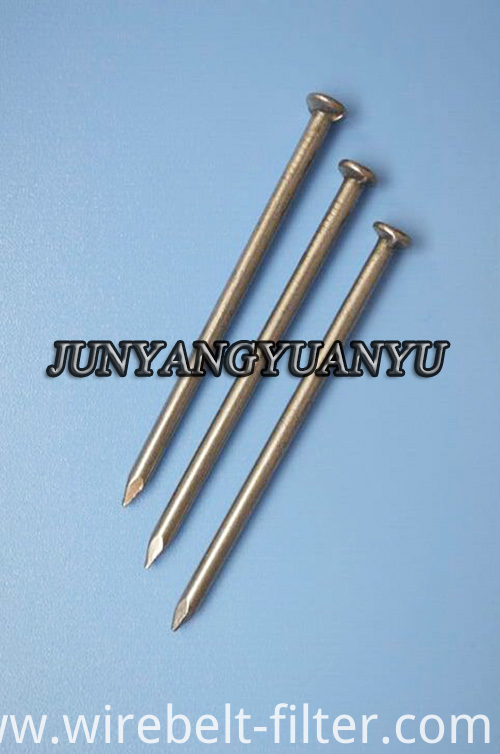 Galvanized Common Nails