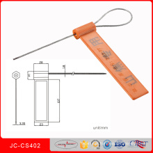 Jccs-402 RFID Cable Seals, Steel Wire Seals