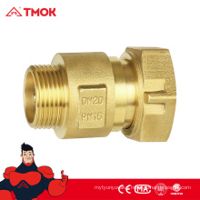 "Standard Brass Swing You Pornd Check Valve Non Return Valve from 1/2"" to 2"" in TMOK Valve"