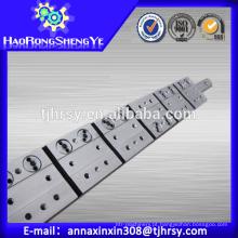 Trilho e bloco linear OSG de eixo duplo fabricado na China