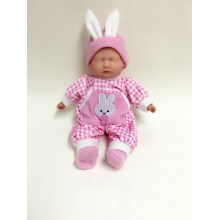 "14 ""Pink Clothes Baby doll"