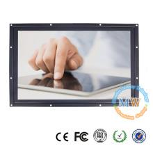 Monitor do LCD do quadro aberto de 23 polegadas com tela de toque