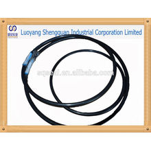 composite metal rubber o ring seal