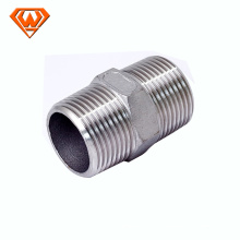 carbon steel hydraulic hose steel fitting nipple