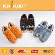 cheap warm comfortable fluffy man casual shoes