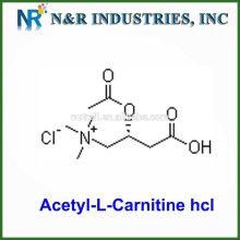 CAS 5080-50-2 Ацетил-1-карнитин hcl / 5080-50-2