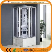 Chuveiro quadrado alto do banheiro da bandeja (ADL-8317B)