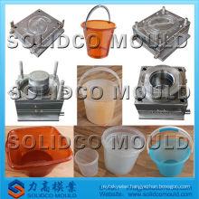 Plastic barrel pail bucket mould