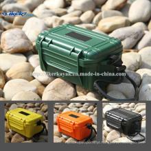 Plástico rígido impermeável caso para câmera e dispositivos eletrônicos