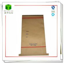 Sac à papier en coton personnalisé pour sacs à thé