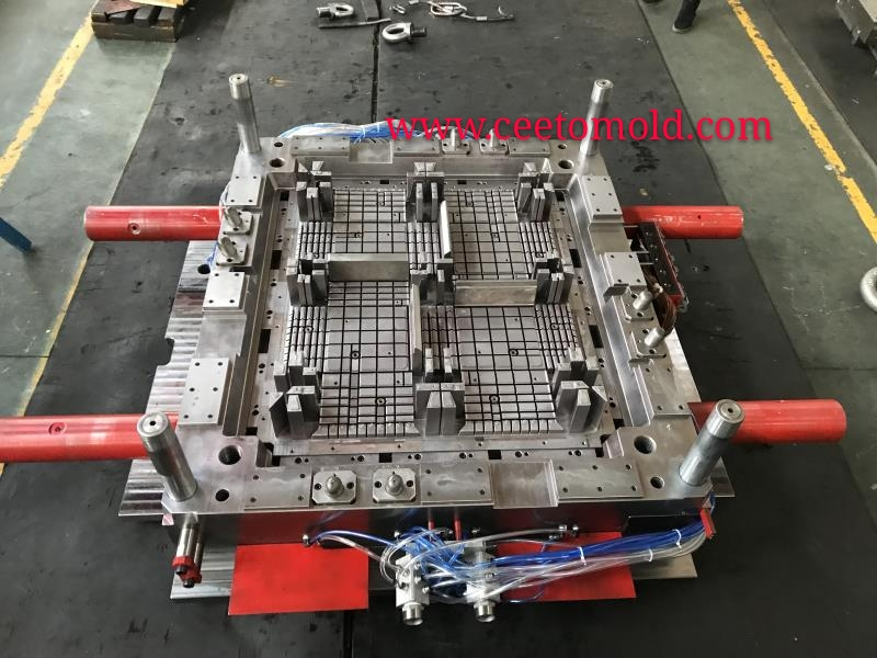 Plastic Pallet Injection Mold