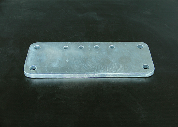 Galvanized Yoke Plate Type LJ