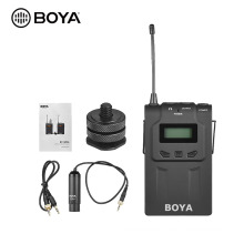 BY-WM6R UHF Wireless Bodypack Microphone Receiver