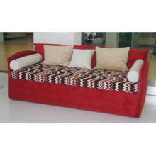 Fabric Sofa,Fabric Sofa Bed,Red Color Sofa Bed