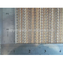 Tecido de estofos vintage, sofá sofá mobiliário cabelo cabelos tecidos