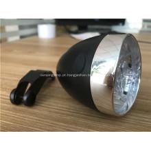 Bateria luzes de bicicleta LED