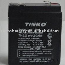 batería de plomo 6v TINKO fiable y con experiencia