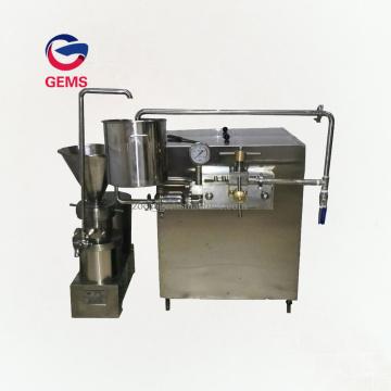 Pequeña máquina homogeneizadora de leche Máquina homogeneizadora de leche