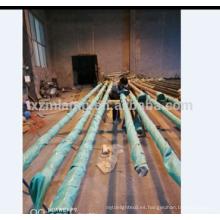 Fábrica popular del producto venta de la luz de calle de la energía solar de la energía con el polo