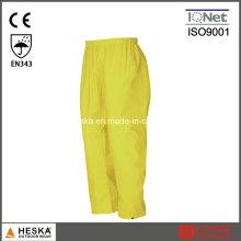 Capas de chuva de PU calças impermeáveis a baixo preço
