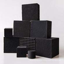 Factory Supply Honeycomb Activated Carbon For Air Filter