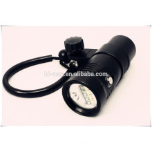 Professional Scuba Torch 32650 Video Diving Light
