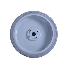 Felgenmontage Vollreifen Plattformlift Reifen 15x5