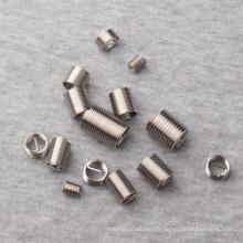 Inserts filetés solides pour le métal