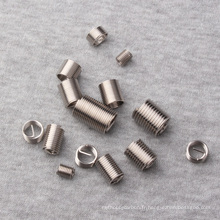 Serrure à clé Inserts en acier inoxydable 3 / 4-10