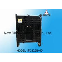 Radiador de agua Deutz Mwm Td226b-4D