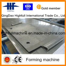 Former Steel, Anode Plate Roll Forming Machine with Stainless Material
