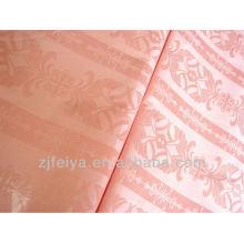 100% хлопок Гвинея парчи базен riche Африканская ткань персикового складе парфюмерии высокое качество мода ткань текстиль оптом/в розницу