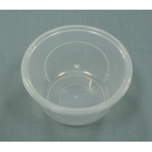 Disposable Microwave Safe PP Lunch Box Plastic Container