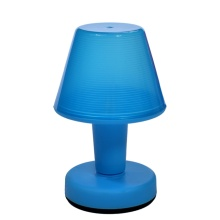 Batería azul Led Night Table Indoor Light Lamp