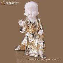 Geschenk Handwerk niedlichen Design Qualität kleine Mönch Figur