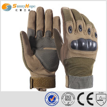 Gant de course gants de cyclisme gants de sport en microfibres