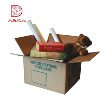 Professional manufacture custom made cheap farm shipping printed carton box