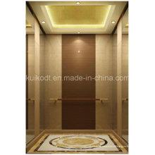 Schöner Aufzug mit gehobener Dekoration