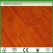 Nouveau revêtement de sol en bambou solide et durable