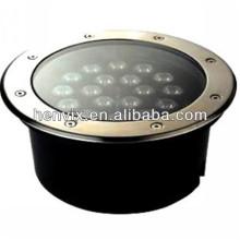 230v 36w conduit lumière souterraine