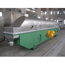 Rectilinear Vibrating-Fluidized Dryer Used in Granule State Material