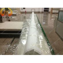 Кристально-прозрачная полиэфирная пленка шириной 10 метров