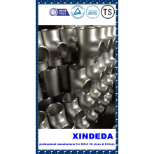 Bw Smls Duplex / Stainless Steel Pipe Fittings Tee