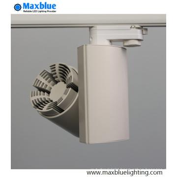 110V/220V/240V Citizen COB LED Track Ceiling Light with CRI97