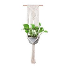 extra large macrame plant hanger