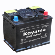 Dry Battery DIN Standard for European Vehicle (5559) -12V55ah